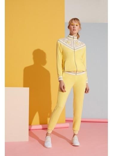 GIZIA Bluz Sarı